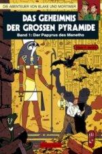 Die Abenteuer von Blake und Mortimer - Das Geheimnis der großen Pyramide