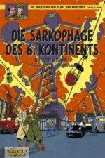 Die Abenteuer von Blake und Mortimer - Die Sarkophage des 6. Kontinents. Tl.1