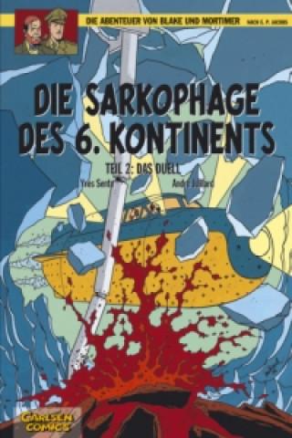 Die Abenteuer von Blake und Mortimer - Die Sarkophage des 6. Kontinents. Tl.2