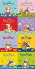 Pixi-Buch 1985-1992 (Leo Lausemaus), 8 Hefte