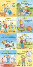 Pixi-Buch 1993-1999, 2001 Meine Freundin Conni, (Neues von Conni), 8 Hefte