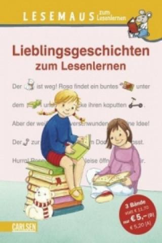 Lieblingsgeschichten zum Lesenlernen