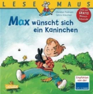 Max wünscht sich ein Kaninchen