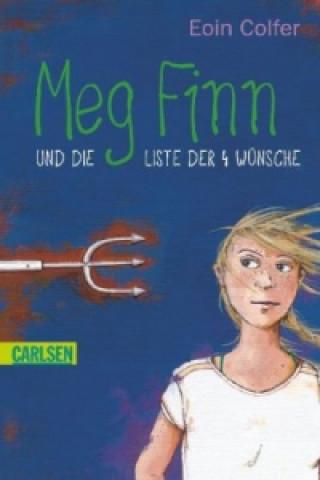 Meg Finn und die Liste der 4 Wünsche