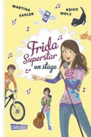 Frida Superstar on stage