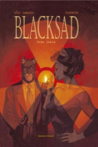 Blacksad - Rote Seele