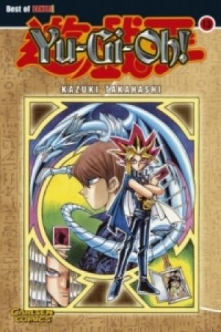 Yu-Gi-Oh. Bd.13