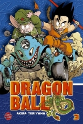 Dragon Ball, Sammelband-Edition. Bd.3