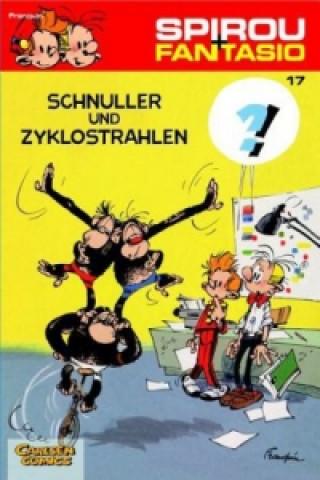 Spirou + Fantasio - Schnuller und Zyklostrahlen