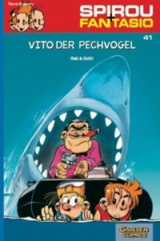Spirou + Fantasio - Vito der Pechvogel