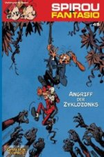 Spirou + Fantasio - Angriff der Zyklozonks