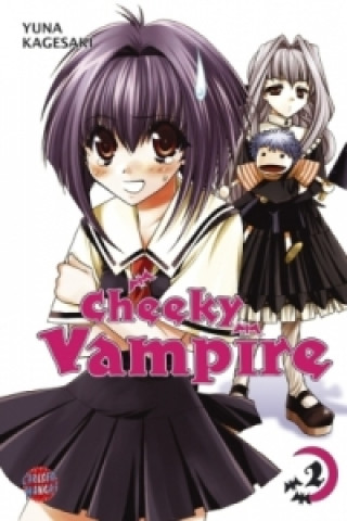 Cheeky Vampire, Manga. Bd.2