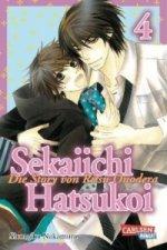 Sekaiichi Hatsukoi. Bd.4