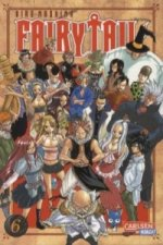 Fairy Tail. Bd.6