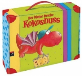 Der kleine Drache Kokosnuss - Happy Birthday, kleiner Drache!, 3 Bde.
