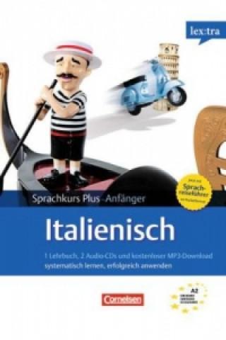 lex:tra Sprachkurs Plus Anfänger, Italienisch, Selbstlernbuchs und kostenloser MP3-Download
