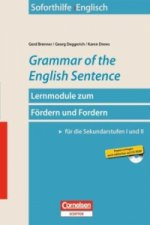 Grammar of the Englisch Sentence, m. CD-ROM