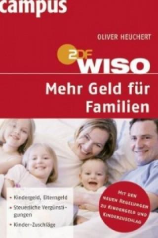 Mehr Geld für Familien