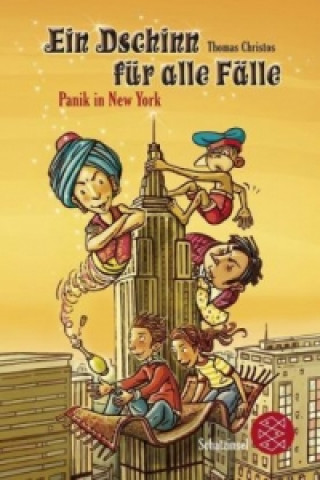 Ein Dschinn für alle Fälle, Panik in New York