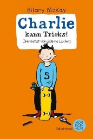 Charlie kann Tricks!