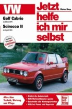 VW Golf Cabrio ab März 1979, Scirocco II ab April 1981