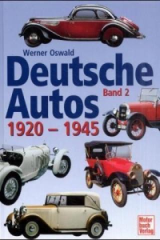 Deutsche Autos. Bd.2