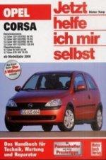 Opel Corsa  C  Benzin-und Dieselmotoren ab Modelljahr 2000; .