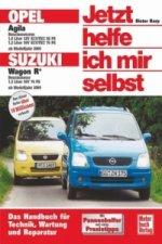 Opel Agila, Suzuki Wagon R+ (ab Modelljahr 2000)