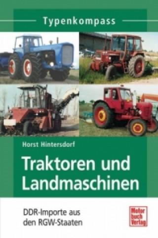 Traktoren und Landmaschinen