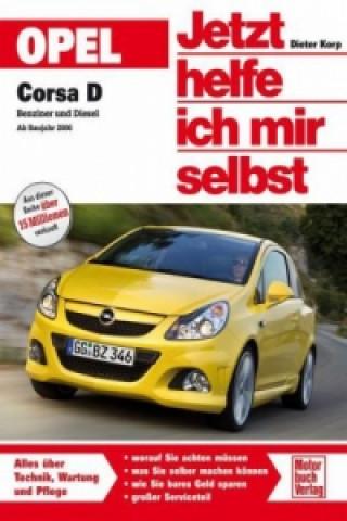 Opel Corsa D ab Modelljahr 2013