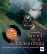 Sounds vom Schienenstrang, m. Audio-CD
