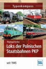 Loks der Polnischen Staatsbahn PKP