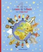 1. Schuljahr, Lesen in Silben - Die Silbenfibel
