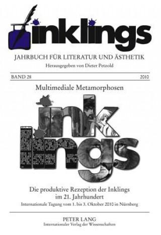 inklings - Jahrbuch für Literatur und Ästhetik. Bd.28