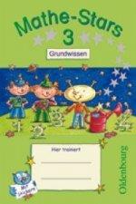 Mathe-Stars - Grundwissen - 3. Schuljahr