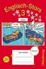 Englisch-Stars - BOOKii-Ausgabe - 3. Schuljahr