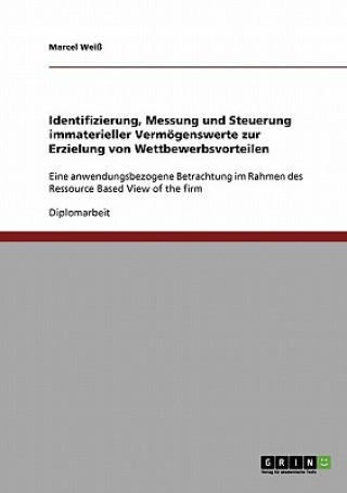 Wettbewerbsvorteile Durch Immaterielle Vermogenswerte. Identifizierung, Messung Und Steuerung.
