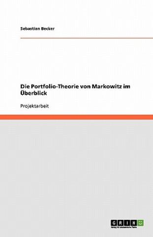 Portfolio-Theorie von Markowitz im UEberblick
