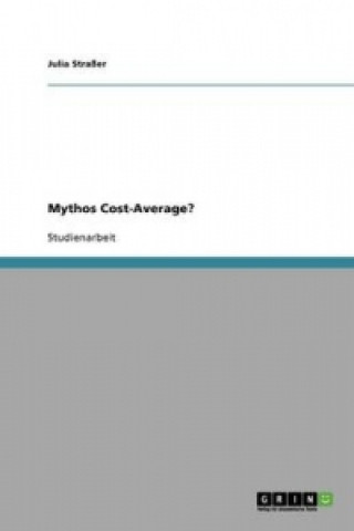 Mythos Cost-Average?