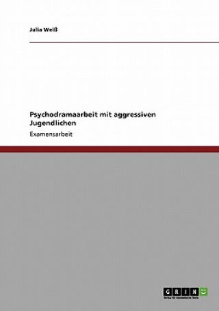 Psychodramaarbeit mit aggressiven Jugendlichen