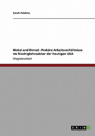 Nickel and Dimed - Prekare Arbeitsverhaltnisse im Niedriglohnsektor der heutigen USA