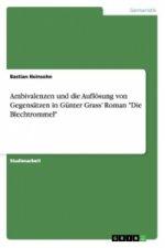 Ambivalenzen und die Auflösung von Gegensätzen in Günter Grass' Roman