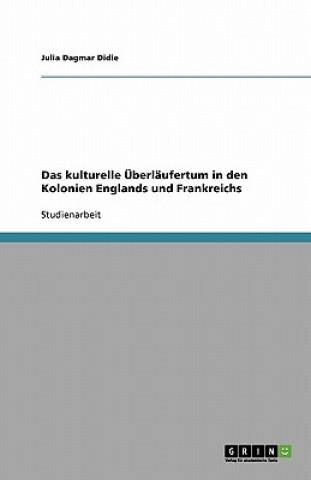 kulturelle UEberlaufertum in den Kolonien Englands und Frankreichs