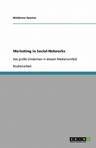 Marketing in Social-Networks