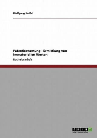 Patentbewertung - Ermittlung von immateriellen Werten