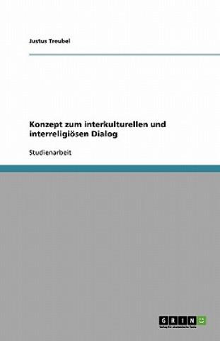 Konzept zum interkulturellen und interreligioesen Dialog