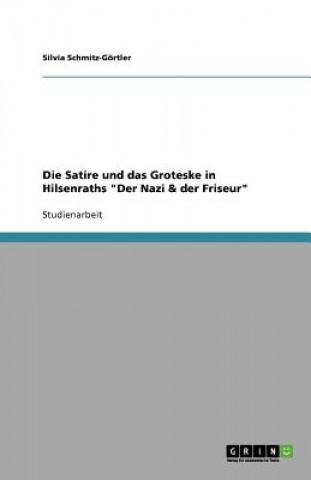 Satire und das Groteske in Hilsenraths Der Nazi & der Friseur