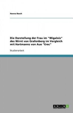 Darstellung der Frau im Wigalois des Wirnt von Grafenberg im Vergleich mit Hartmanns von Aue Erec