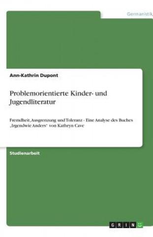 Problemorientierte Kinder- und Jugendliteratur