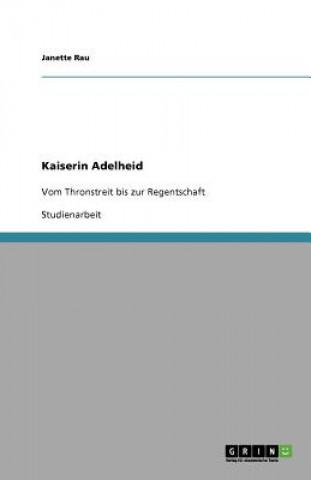 Kaiserin Adelheid